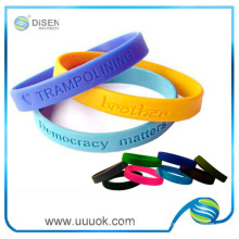 Beste individuelle Silikon-Armbänder
