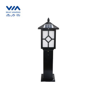 Popular style solar lawn light with led source