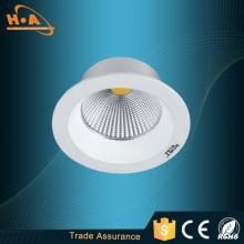 "Factory Direct-Sale Lighting 3.5""/4"" 10W COB LED Downlight"
