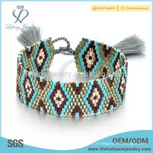 Модные браслеты для женщин, старинные слоистые богемские браслеты