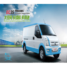 Электрический мини-фургон с правым рулем - EC35R