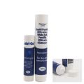 Emballage de tube en plastique d'hôtel de soin de cheveux de 50g 100g
