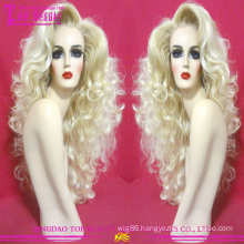 100% unprocessed brazilian hair #60 color wig wholesale blonde human hair full lace wig new trend blonde wig for white women