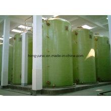 FRP-Tank in der Lebensmittel-Fermentation oder Brauerei-Industrie
