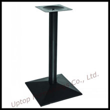 Base de table à manger en fonte moulante à pied unique (SP-MTL143)