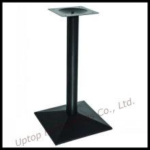 Single Leg Square Cast Iron Dining Table Base (SP-MTL143)