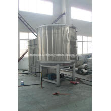 Máquina de secagem contínua de disco de carbonato de magnésio