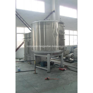 Vacuum tray dryer machine