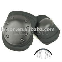 Militar do cotovelo joelheiras com alta flexibilidade e ISO padrão