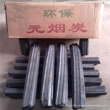 Carbón de leña Mecanizado de carbón a máquina Mecanismo de carbón