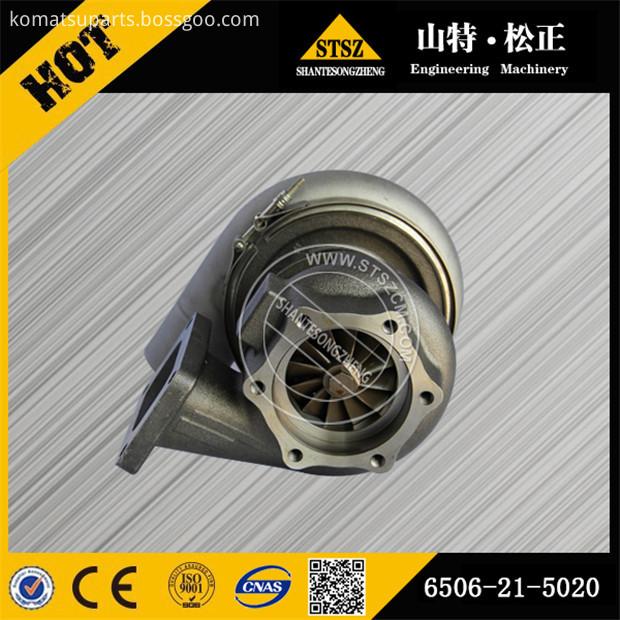 450 8 Turbocharger 6506 21 5020