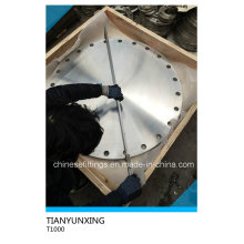 Saf2205 South Africa Standard T1000/8 Blind Flange
