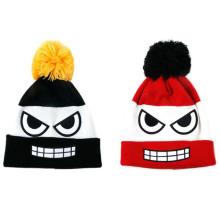 Children Cartoon Pattern Winter Hat