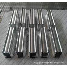 Fornecimento Material de construção Perfil de alumínio Extrusão de alumínio