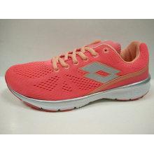 China ODM / OEM Senhoras Tricô / Mesh Running Shoes