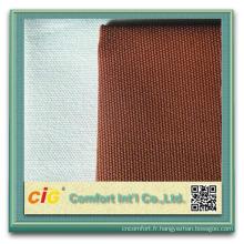 Toile imperméable à l'eau de coton ou de polyester imperméable à l'eau de Rotproof