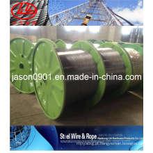 Corda que faz o fio de aço