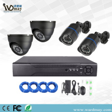 4chs 5.0MP CCTV Security Poe NVR Комплекты