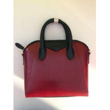 Carbon fiber handbag for women