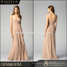 New Design Custom Made real evening dress