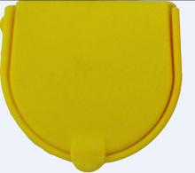 Silicone coin purse