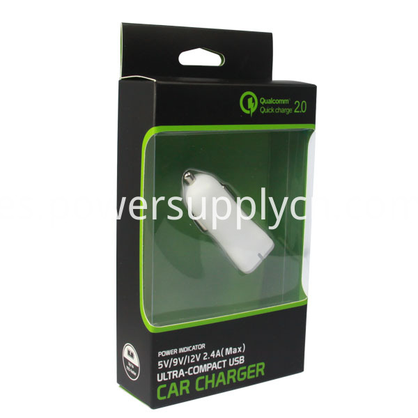 car charger led