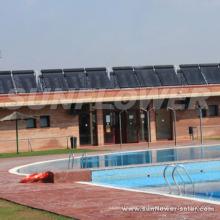 Solarthermischer Sammlerverteiler