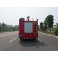 Dongfeng 4x2 used fire rescue trucks for sale