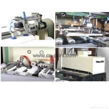 Automatic Screen Printing Line for round or oval bottles