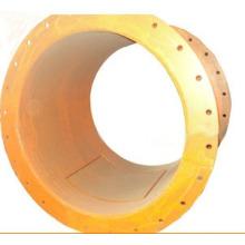 Промышленная керамическая навивочная труба