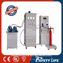 Automatische Feuerlöscher-Nachfüllmaschine zum Verkauf