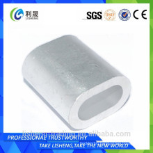 Din3093 crimp aluminium sheet metal ferrule sleeve