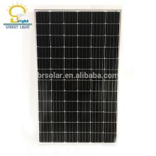 alta taxa de transmissão IEC61215 verde energia solar painel solar