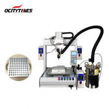 Ocitytimes F1 CBD Vape Cartridge Filling Machine with Preheating Device