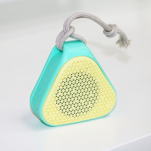 Triângulo Profissional Bluetooth Wireless Mini Speaker Portable