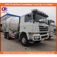 Shacman 12m3 14m3 Concrete Mobile Mixers /Volumetric Mobile Mixers