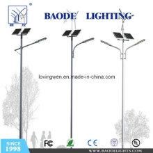 50W LED with 400wwind Hybrid Solar Street Pole Lighting (BDSW998)