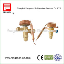 WTVA-7.5 series temperature responsive expansion valve