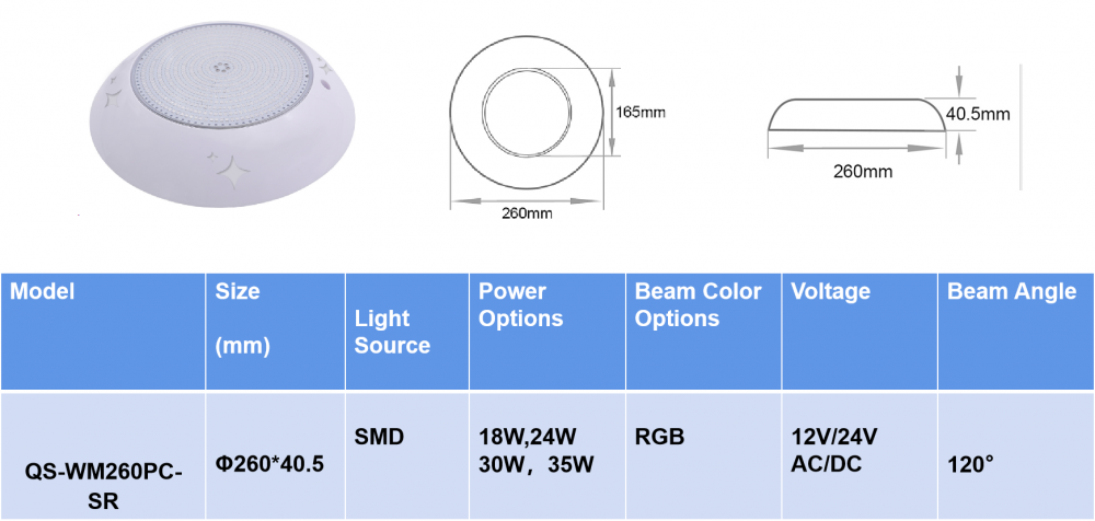 Ip68 Led Pond Lighting 6