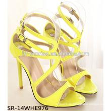 SR-14WHE976 koreanische hohe Absatzschuhe reizvolle Schuhe sehr hohe Absätze späteste Absatzschuhe für Mädchen