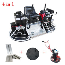 concrete power trowel floor leveling finishing machine