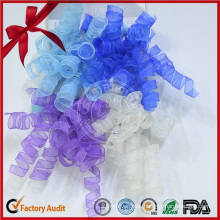 Wholesale Curling Bow Christmas Decorative Ribbons