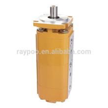 Bombas de engrenagens hidráulicas CBKP63 / 40/32 para equipamento de perfuração sem valas hidráulicas