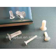 Made in Taiwan Plastic Screw Phillips Flat Head Screws