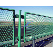 Expanded Metal Mesh for Railway