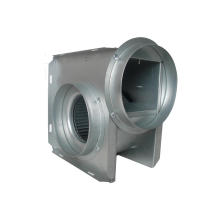 Ventilador de ventilação quadrada / ventilador de duto / material galvanizado