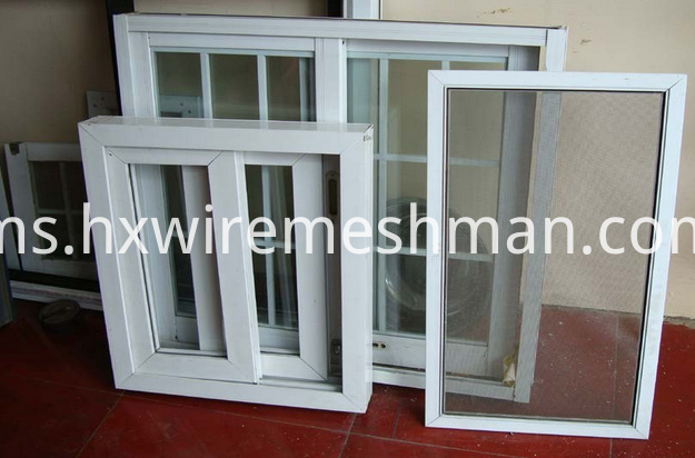 double window screen