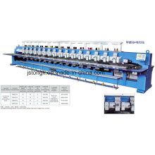 Série de machine à broder en chaîne