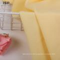 Tecido de poliéster rayon sólido de estoque de alta qualidade