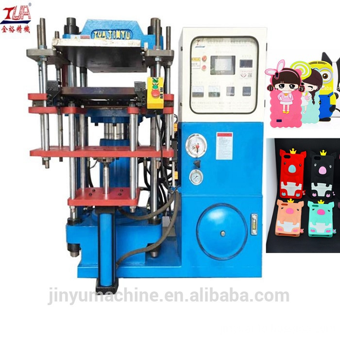 Dongguan Silicone 3d Phone Cover Moulding Machine